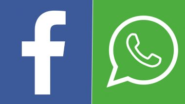 Facebook, WhatsApp Say Won't Share Users' Information With Hong Kong Govt After China Imposes National Security Law