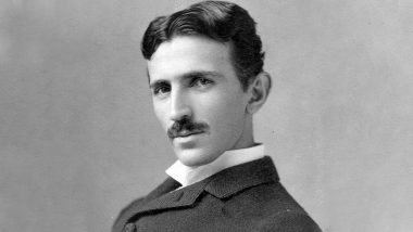 Nikola Tesla 164th Birth Anniversary: Interesting Facts and Innovations of Serbian-American Inventor Who Designed Modern AC Electricity Supply System
