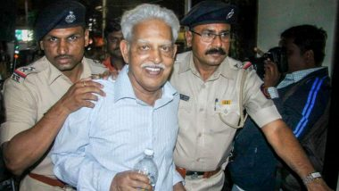Varavara Rao, Arrested in Bhima Koregaon Case, Tests Positive For COVID-19: Reports