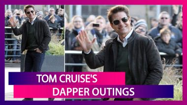 Tom Cruise: Appreciating His Dapper Outings, One Appearance At A Time