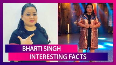 Bharti Singh Birthday: Lesser Known Facts About India's Comedy Queen