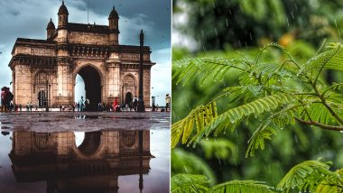 Mumbai Monsoon in Pics & Videos: 'Pakode,' 'Bhutta,' and Beautiful Rainfall View From Home, Mumbaikars Are Enjoying the Magic of Rain!