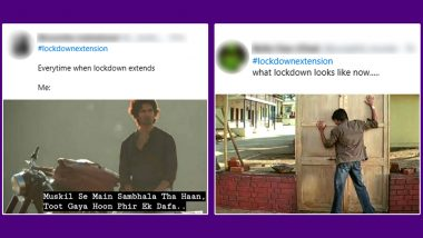 Lockdown Extension Funny Memes and Jokes Are Back After Maharashtra and Tamil Nadu Extend Restrictions Till August 31, Hilarious Tweets Express the Dilemma of Netizens!