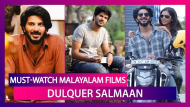 Dulquer Salmaan Birthday Special: 11 Must-Watch Malayalam Movies Of The Superstar