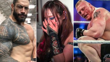 WWE News: From Roman Reigns Flaunting Fit Physique, Kairi Sane Leaving Raw to Brock Lesnar Not Making a Return at SummerSlam 2020, Here Are 5 Interesting Updates to Watch Out For
