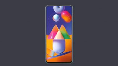 Samsung Galaxy M31s Smartphone With 6,000mAh Battery Launched in India at Rs 19,499; Prices, Features & Specifications