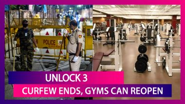 Unlock 3: Night Curfew Ends, Gyms Can Reopen, No Date Yet For Opening Of Schools, Theatres, Metro
