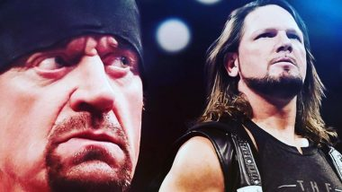 WWE News: From AJ Styles Challenging Undertaker to 'Loser Leaves Town' Match at SummerSlam to Raw Recording Lowest 'Third Hour' Viewership in History, Here Are 5 Interesting Updates to Watch Out For