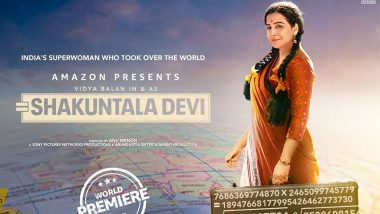 Shakuntala Devi Movie Review: Vidya Balan Is A Joy To Watch In This Warm And Vibrant Film Directed By Anu Menon, Say Critics