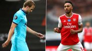 Tottenham Hotspur vs Arsenal, Premier League 2019–20: Harry Kane, Pierre-Emerick Aubameyang and Other Players to Watch Out in TOT vs ARS Football Match