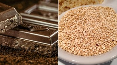 From Dark Chocolate to Quinoa, Here Are 5 Foods You Should Eat to Lower Cholesterol Level