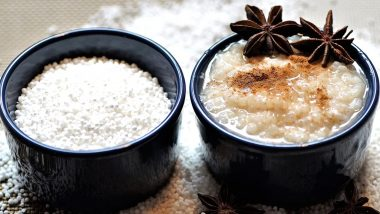 Weight Loss Tip of the Week: How Sabudana (Tapioca) Helps You Lose Weight