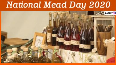 National Mead Day 2020 (US): From Being Oldest Alcoholic Beverage on Earth to Drink of Royalty, Here Are Five Things You Didn't Know About Honey Wine