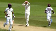 ENG vs WI 1st Test 2020: Jermaine Blackwood Stars As West Indies Beat England by Four Wickets, Twitterati Praise Visitors Emphatic Display