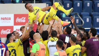 Santi Cazorla Leaves Villarreal, Football Fans Pay Tribute to Spanish Midfield Maestro