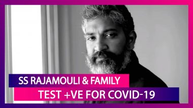 Baahubali Director SS Rajamouli & Family Test Positive For COVID-19 And Are Under Home Quarantine