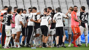 How to Watch Juventus vs AS Roma, Serie A 2019–20 Live Streaming Online in India? Get Free Live Telecast of JUV & ROM Football Score Updates on TV