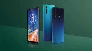Motorola G8 Power Lite To Go on Sale Today at 12PM IST Via Flipkart