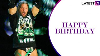 Triple H Birthday Special: Best Matches of 'The Game' in WWE (Watch Videos)