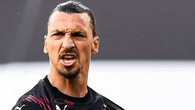 Zlatan Ibrahimovic Scores Twice in AC Milan's 4–1 Victory Over Sampdoria to Reach 50-Goal Mark for Rossoneri (Watch Goal Video Highlights)