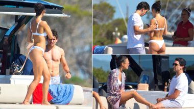 Money Heist's Jaime Lorente And Maria Pedraza Are Still Dating! Couple's Hot Pics From a Yacht Trip Go Viral
