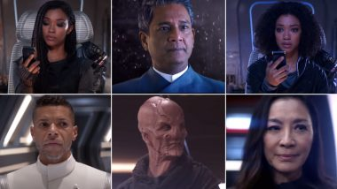 Star Trek: Discovery Season 3 Trailer - Adil Hussain Makes His Debut in the Popular Sci-Fi Series (Watch Video)