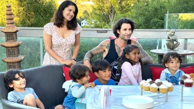 Sunny Leone Celebrates 3 Years Of Becoming a Mother to Nisha Kaur Weber, Says 'You Are the Light In Our Lives' (View Post)