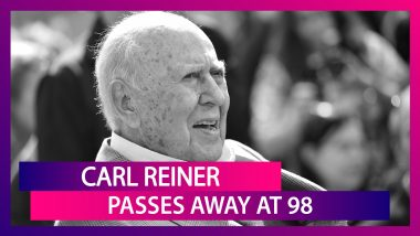 RIP Carl Reiner: Legendary Hollywood Comedian, Actor And Writer Passes Away At 98
