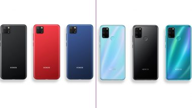 Honor 9A & Honor 9S Budget Smartphones to Be Launched in India This Month: Report