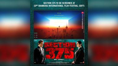 Section 375: Akshaye Khanna – Richa Chadha's Film to Be Screened at 23rd Shanghai International Film Festival in China