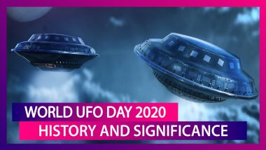 World UFO Day 2020: History & Significance Of The Day To Raise Awareness About The Existence of UFO