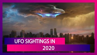 World UFO Day 2020: Sightings Of UFOs And Alien Theory Speculations Of This Year