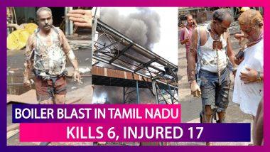 Six Dead, 17 Injured In Boiler Blast At Neyveli Lignite Power Plant In Cuddalore, Tamil Nadu