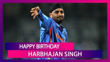 Happy Birthday Harbhajan Singh: Five Memorable Knocks By The Turbanator