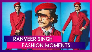 Ranveer Singh Birthday Special: A Natty Nostalgia Of The Livewire Actor's Whimsical Vibe!