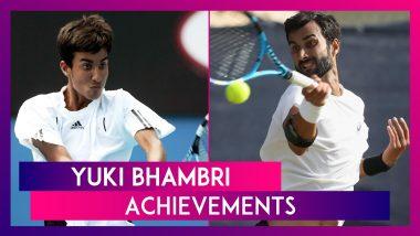Happy Birthday Yuki Bhambri: A Look At Achievements Of The Indian Tennis Star