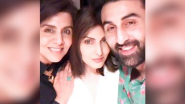 Ranbir Kapoor, Neetu Kapoor Have NOT Tested Positive for Coronavirus, Riddhima Kapoor Sahni Calls Out a Viral Fake Tweet Suggesting So (View Post)