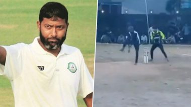 'Tweener' Shot in Cricket: For IPL 2020, Wasim Jaffer Makes an Innovative Shot Suggestion