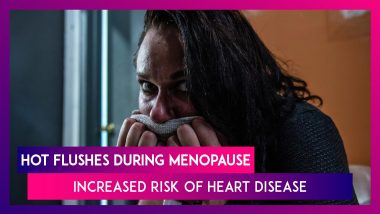 Menopausal Women Beware! Hot Flushes And Night Sweats Could Be A Sign Of Heart Disease
