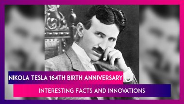 Nikola Tesla 164th Birth Anniversary: Interesting Facts And Innovations Of Serbian-American Inventor