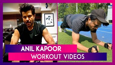 Anil Kapoor's Top 5 Workout Videos That Will Inspire You