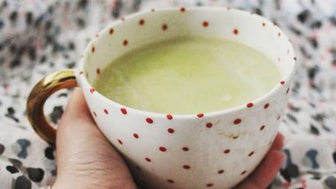 Weight Loss Tip of the Week: How Drinking Green Coffee Helps Lose Weight (Watch Video)