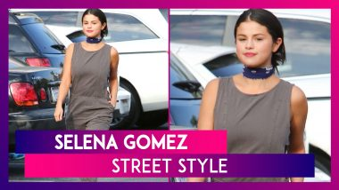Selena Gomez Birthday: Studying Her Street-Style, One Picture At A Time