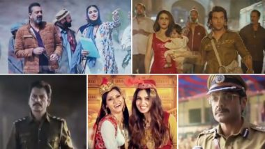 Netflix India Announces 17 Original Projects Including Janhvi Kapoor's 'The Kargil Girl', Sanjay Dutt's 'Torbaaz' And It's Time To Store Some Popcorn at Home! (Watch Video)