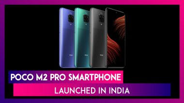 Poco M2 Pro With A 5,000mAh Battery Launched In India From Rs 13,999; Check Prices, Features, Variants & Specifications