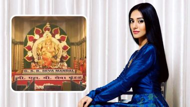 Amrita Rao Lauds GSB Ganesh Mandal's Decision of Postponing Celebration in Interest of Public's Health