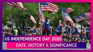 US Independence Day 2020: Significance of Fourth of July Date, History & Importance