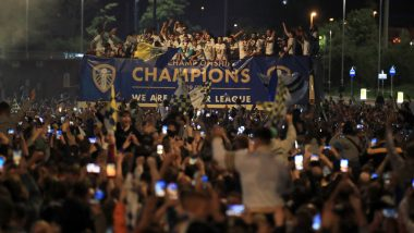 Leeds United Celebrate EPL Promotion and EFL Title With Open-Top Bus Parade, Club Releases Statement to Defend Decision
