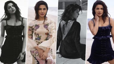 Priyanka Chopra Jonas Turns 38 on July 18, 2020! Fans Extend Heartfelt Birthday Wishes to the Global Icon on Twitter