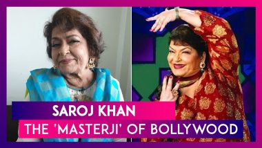 Saroj Khan Dies At 71; Madhuri Dixit, Kareena Kapoor & Others Remember The 'Masterji' Of Bollywood